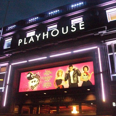 This is a photo of the Edinburgh Playhouse Theatre
