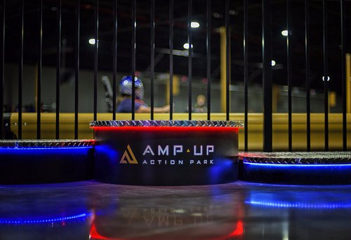 Race around our professional designed go kart track. Then take your place on the winner's circle