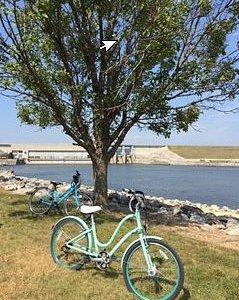 Bike Trail to Truman Dam
