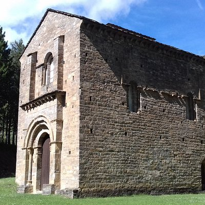 Ermita de Santa María de Iguácel
