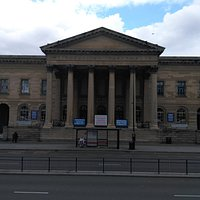 The glorious facade