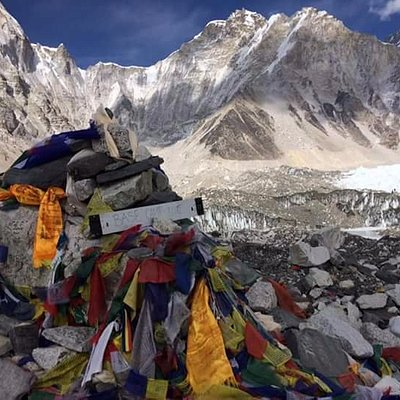 Everest Base Camp is one of the famous trekking in Nepal- highest peak of the world.
