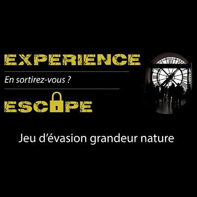 Experience Escape - Jeu d'évasion grandeur nature