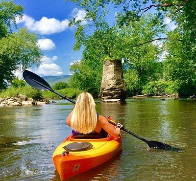 Canoe et Kayak excursion riviere Missisquoi -Canoe & Co Glen Sutton