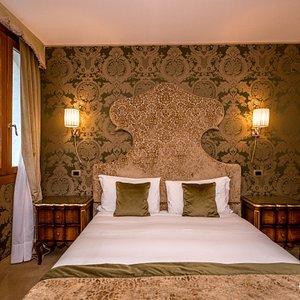 The Superior Room at the Casanova Hotel