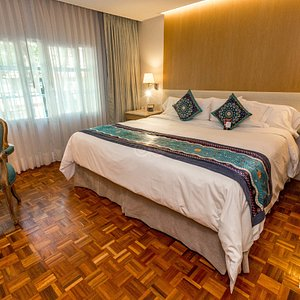 The Deluxe King at the Maria Condesa Boutique Hotel