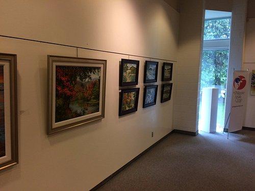 Neison Park Creative Centre, Canada 150 exibit
