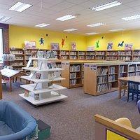 Dickinson County Library, Iron Mountain, MI.