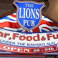 The LIons Pub