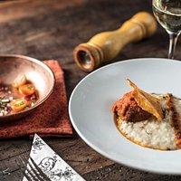 risoto parmesano