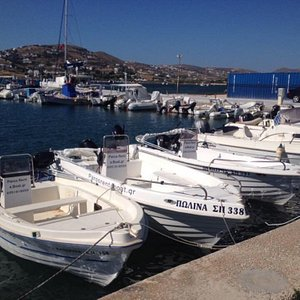 Rent a boat with or without a boating license