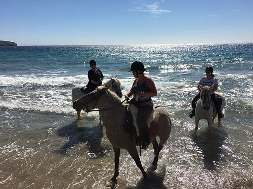 Fantastic horse riding holiday in amazing terrain