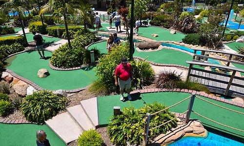 Australian Mini Golf Tournament