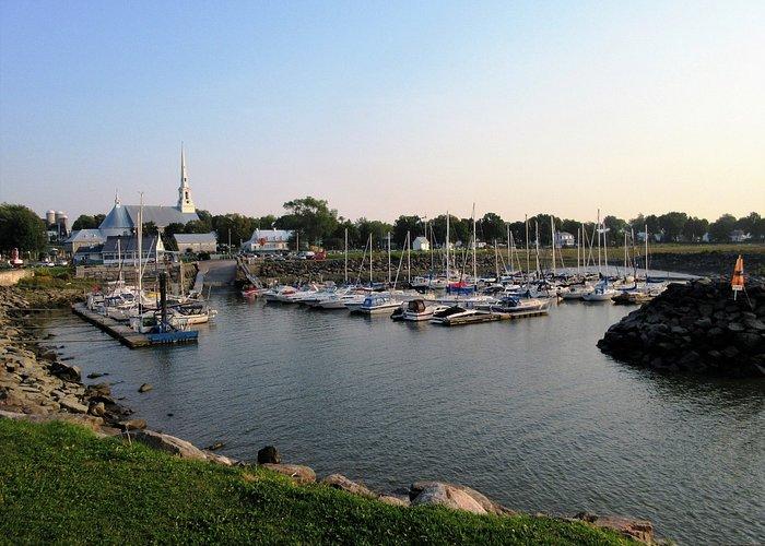 Port de plaisance, circuit patrimonial