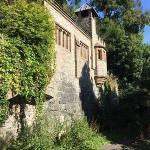 St John the Baptist Church Matlock Dale