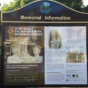 Matlock Bath War Memorial