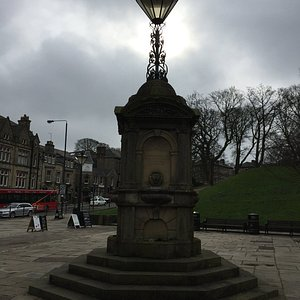 Samuel Turner Memorial Drinking Fountain Buxton