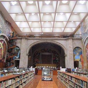 Biblioteca Miguel Lerdo de Tejada