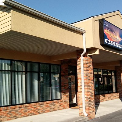 Welcome to our New Location at Quiet Reflections Sevierville TN!
