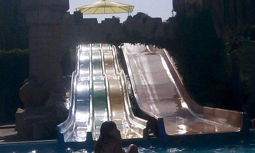 Aqua park değil