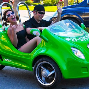 Scoot Coupe Rentals