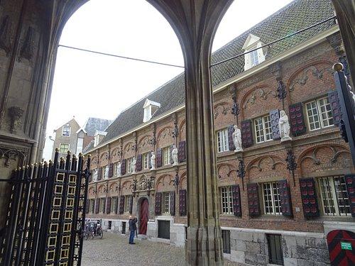 Latijnse School Nijmegen uit 1545