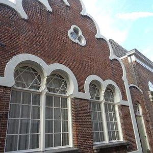 Rijksmonument Synagoge van Nijmegen uit 1756-