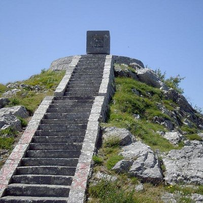 Monument and View Point