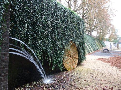 HUNNERPARK NIJMEGEN-museumtuin