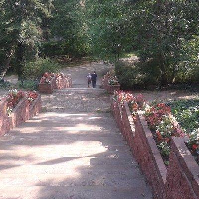 Fort w Parku Żeromskiego