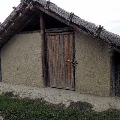capanna primitiva