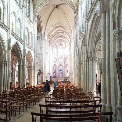 Eglise de Moret sur loing