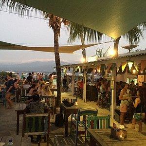 Beach Clean at Tir Na Nog
