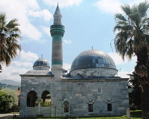 İznik Green Mosque