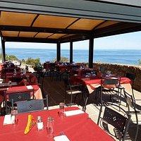 Ristorante Aragona terrazza panoramica
