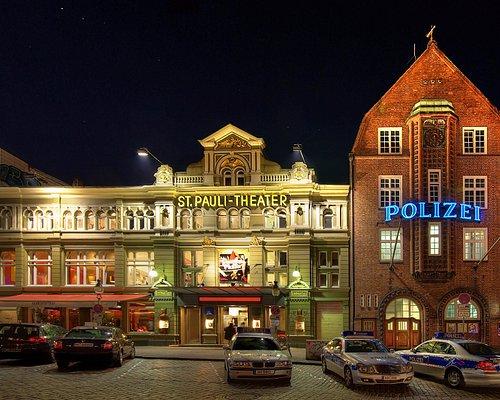 Die Davidwache - Während der Sex & Crime Tour erfährst du mehr über die legendäre Polizeiwache