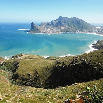 View over Houtbay