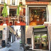 Magasin 7 rue Marcel Journet et 3 bis place aux Aires 06130