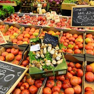 Mercado la Cebada
