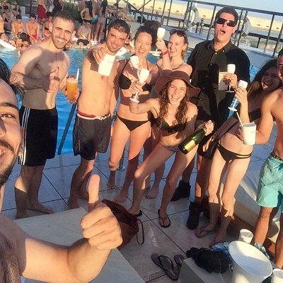 Pool Party I'm Barcelona VIP