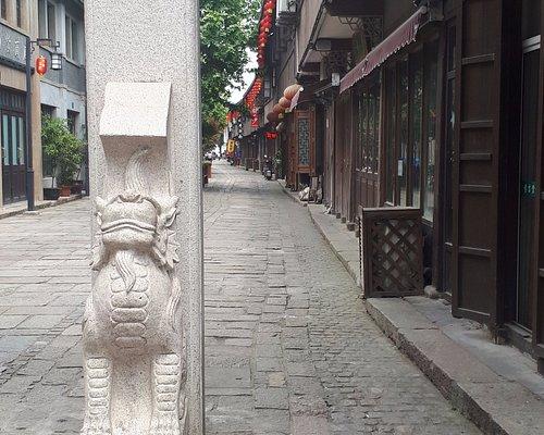Ancient city in Chuansha