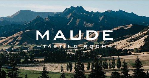 Maude Wines Tasting Room