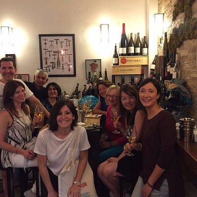 Our fantastic Devour Granada tapas tour!