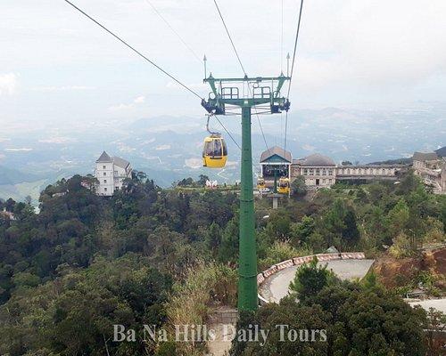 Bà Nà Hills - Copyright © 2017 by Ba Na Hills Daily Tours