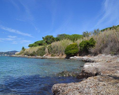 La plage de La Madrague