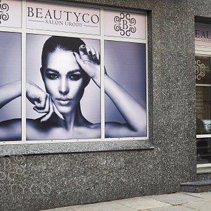 Gabinet kosmetyczny beautyco od ulicy Monte Cassino