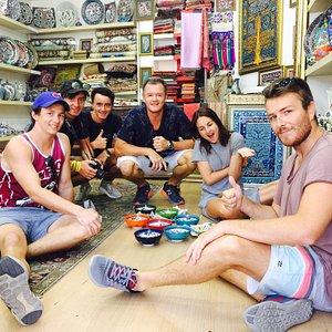Magnaura Palace Ceramics & Gift Shop