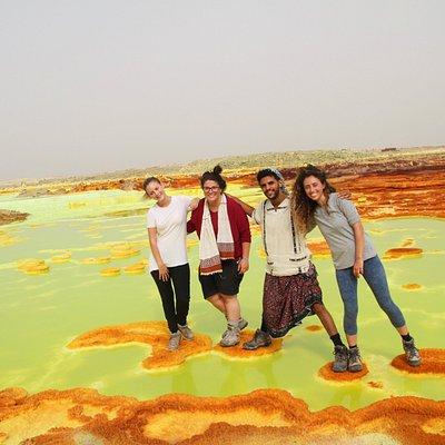 Danakil with ETT Ethio Travel and Tours