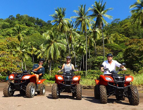 Our exiting tour goes from the Beach Front to the Mountain Jungles.