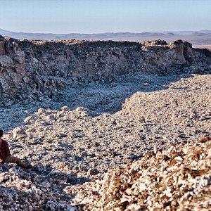 Salar Grande de Tarapacá, parte del tour Desierto Costero